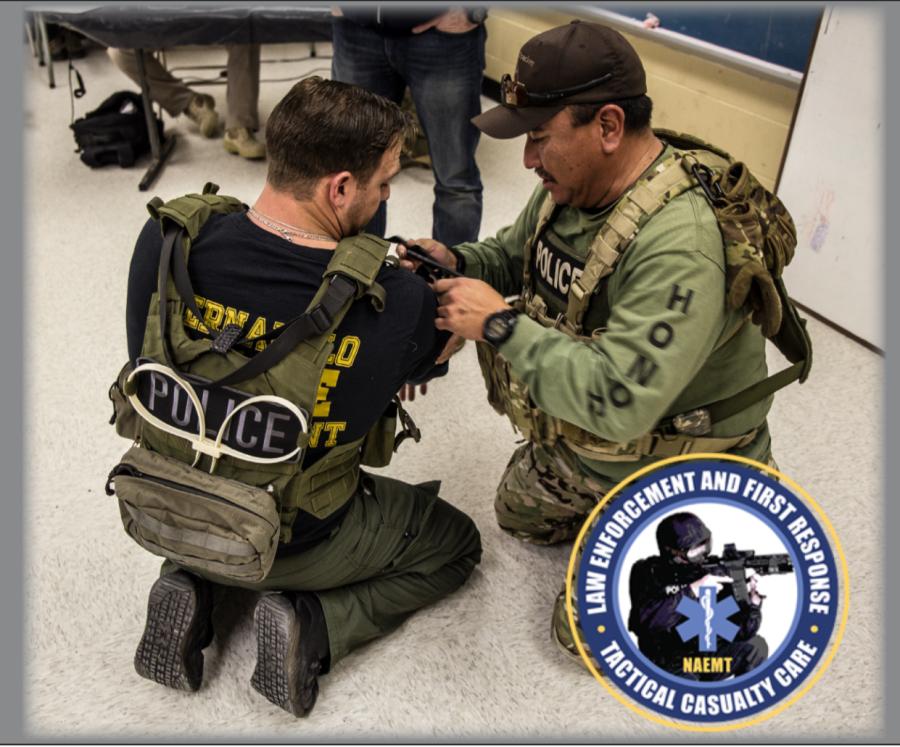 Rescue Tactics and Training TECC/TCCC